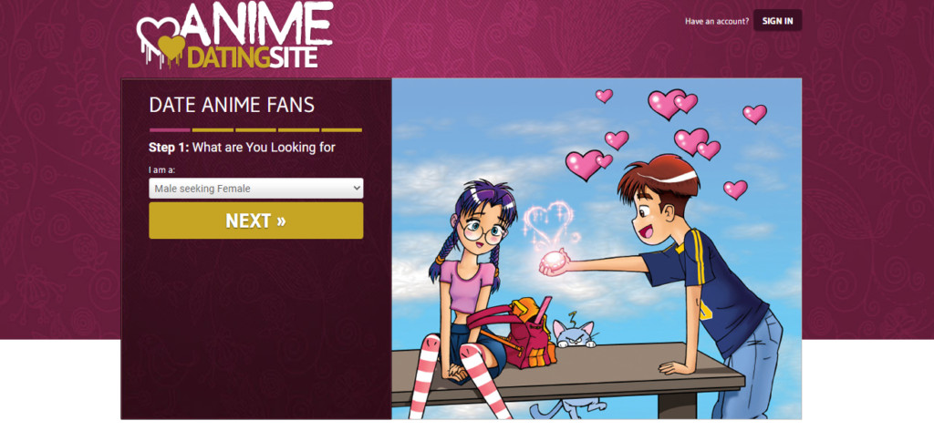 The 4 Best Anime Dating Sites in [year] - Meet Anime Lovers 4