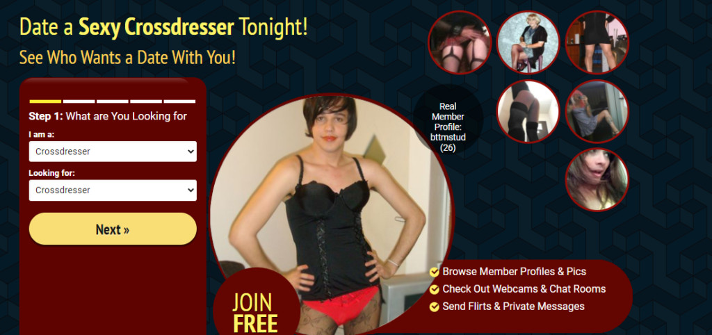 Dating Sites for Crossdressers in [year] - Our Top Picks! 7