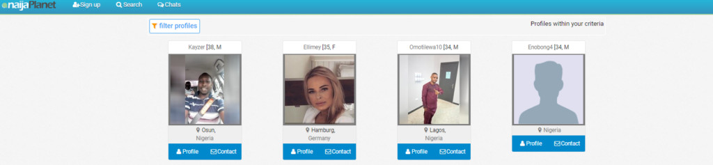 Best Dating Sites for Nigerians in [year] - Find Your Match 4