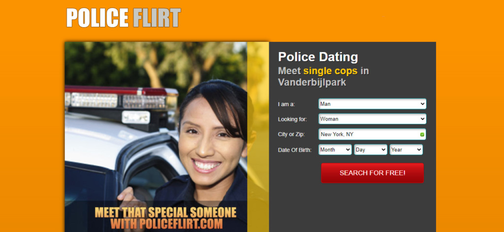 Best Dating Sites for Cops [year] - Find People in Uniform 1