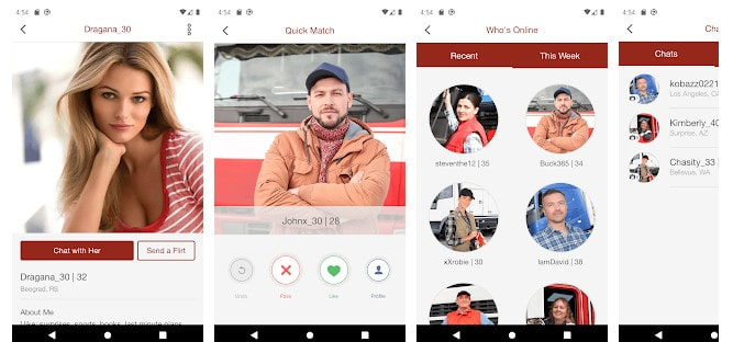 Best Trucker Dating Sites [year] - Let's Drive Away Together 2