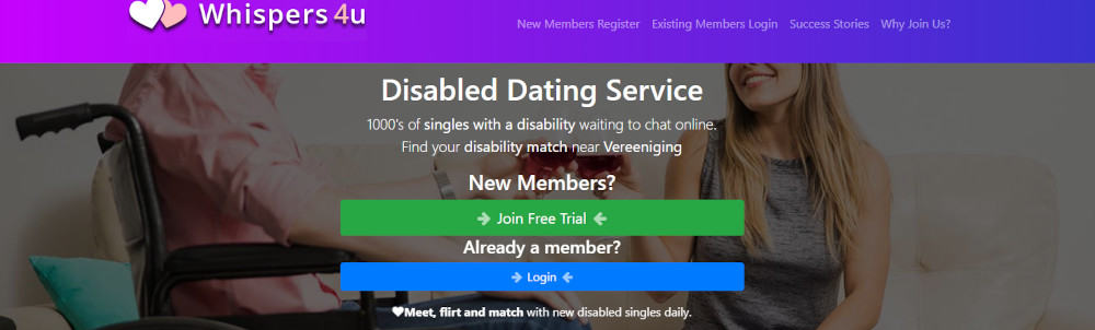 The 4 Best Dating Sites for Blind People [year] - Full review 3