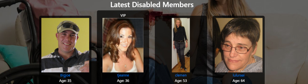 The 4 Best Dating Sites for Blind People [year] - Full review 4