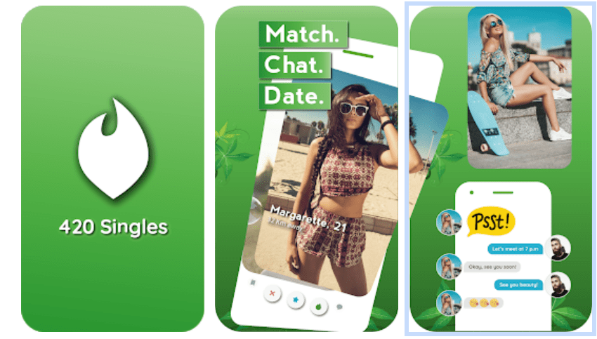 The 4 Best Stoner Dating Sites [year] - Get High Together 4