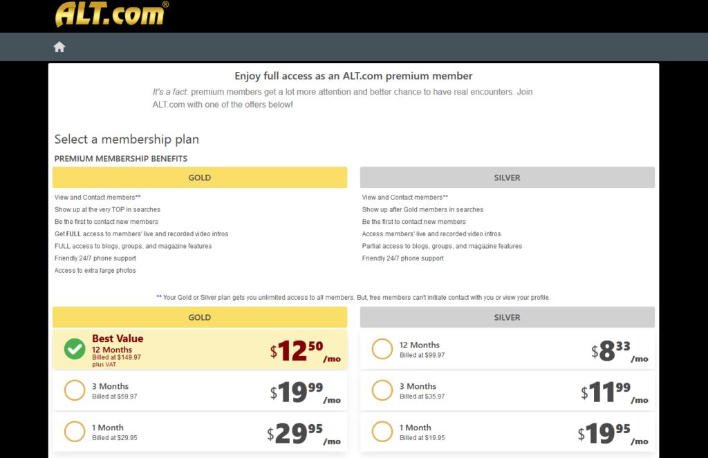 Alt.com Site Review [year] - Pricing, Futures, Pros & Cons 7