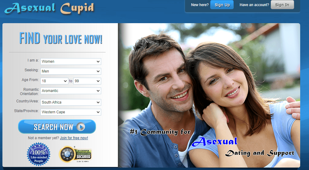 Best Dating Sites for Asexuals [year] - Find Asexual Match 1