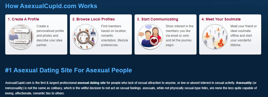 Best Dating Sites for Asexuals [year] - Find Asexual Match 2