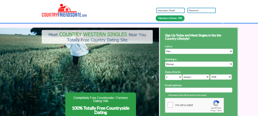 Rural Dating Sites [year] - Meet Your Farmer | Find Your Love! 6