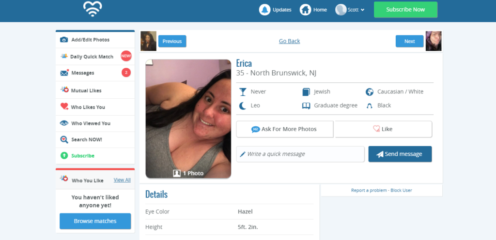 eDate Site Review [year] - Real Dating Site? 7