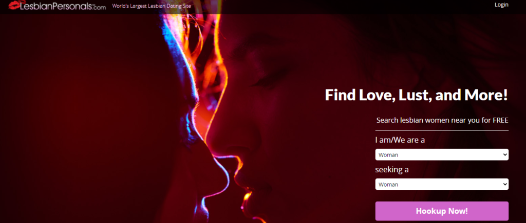 The Best Lesbian Hookup Dating Sites [year] - Top List 7