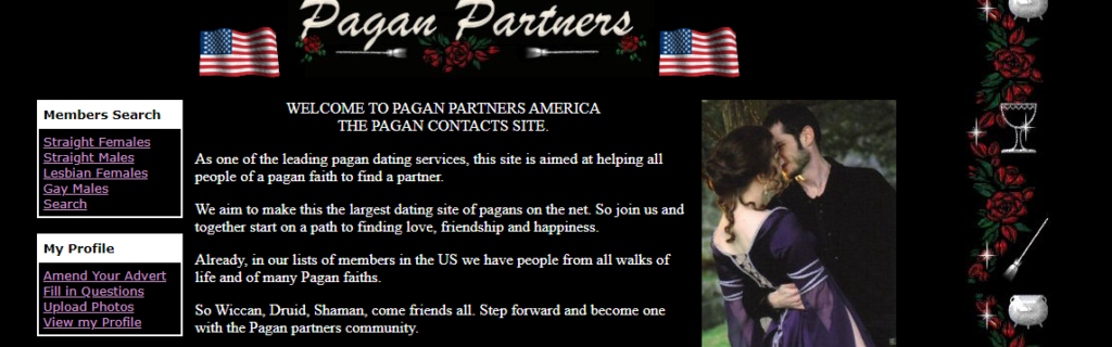 Best Pagan Dating Sites [year] - Find Single Pagans Online 3