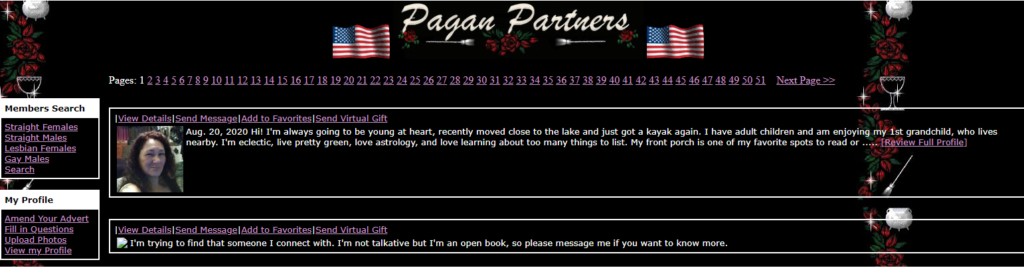 Best Pagan Dating Sites [year] - Find Single Pagans Online 4