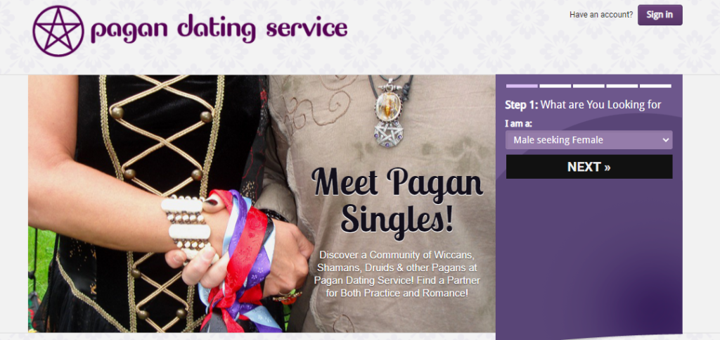 Best Pagan Dating Sites [year] - Find Single Pagans Online 5