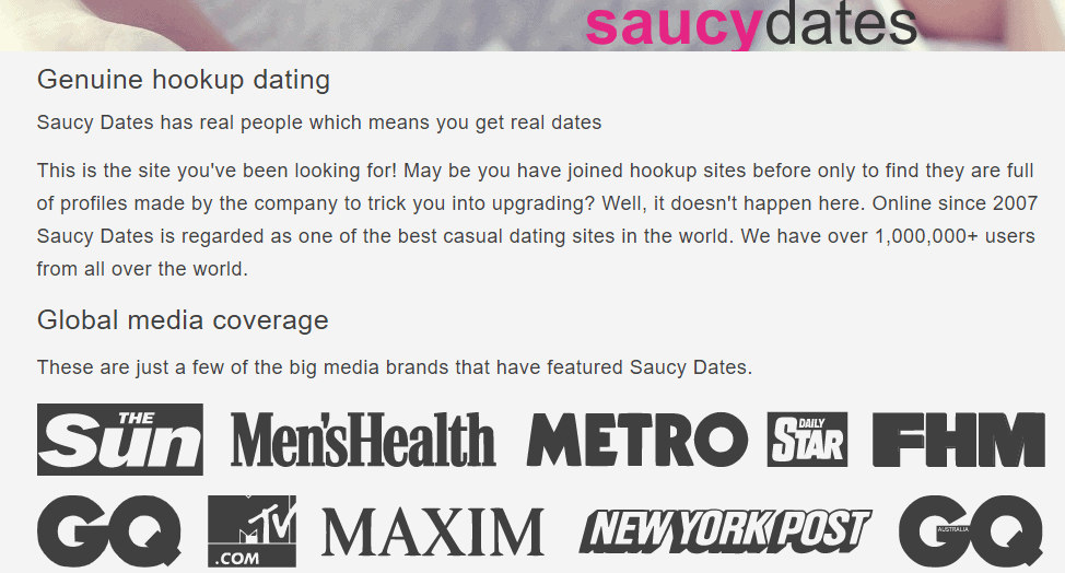 SaucyDates Review [year] - Waste of Time or Worth It? 2