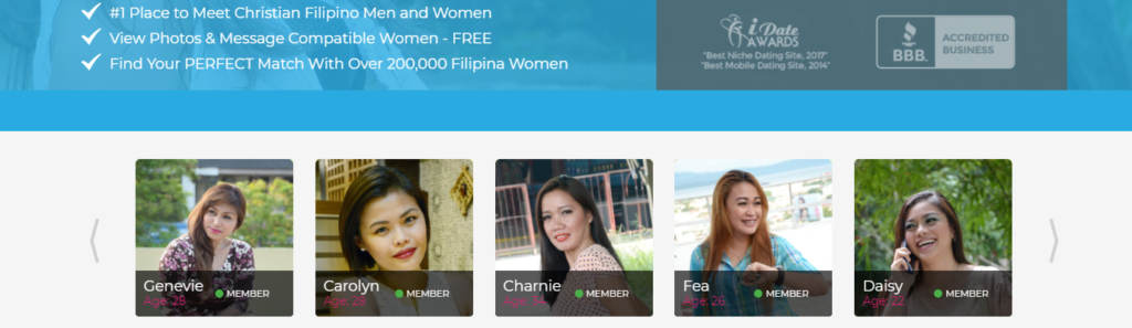 Christian Filipina Review [year] - Asian Beauties   Ratings 1