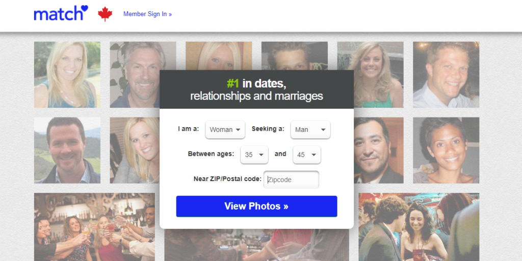 Best Dating Sites in Canada [year] - Meet Your Canadian Love 4