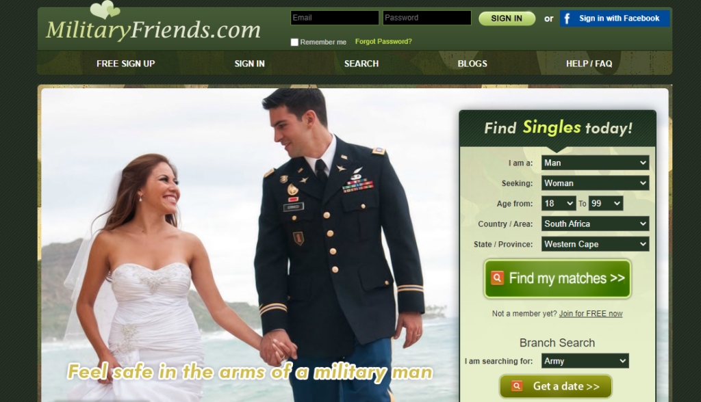 Best Military Dating Sites [year] - Find Brave Men and Women Online 4