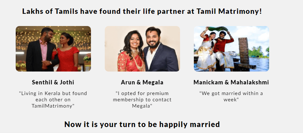 Tamil Matrimony Review [year] - Is it safe? 6