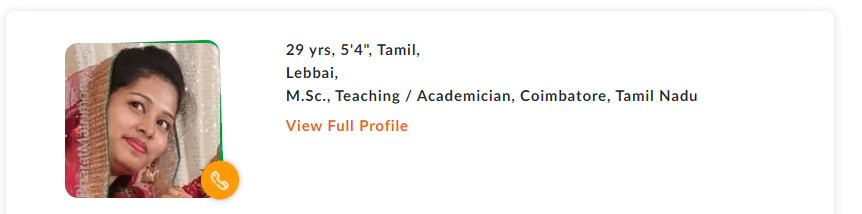 Tamil Matrimony Review [year] - Is it safe? 8