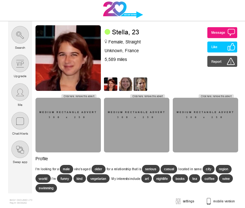 20Dating Review [year] - Just Another Fraud? 8