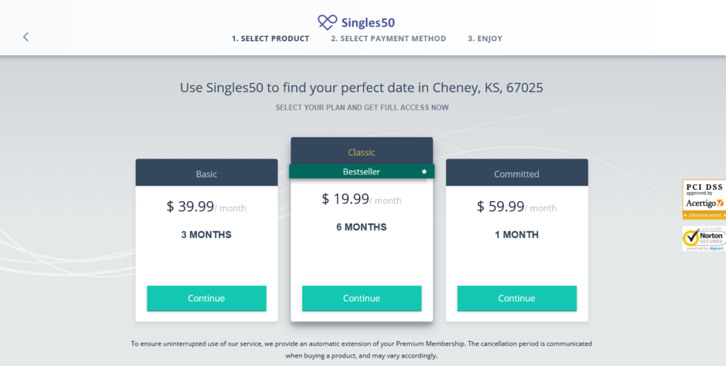 Singles50 Review [year] - Ready to Meet Your Mature Match? 9