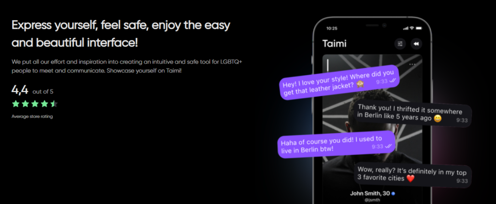 Taimi Review 2021 - Is It Perfect or Scam? 3