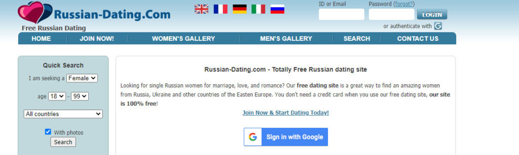 Russian Dating Review [year] - Find Your Ideal Russian Girl 1