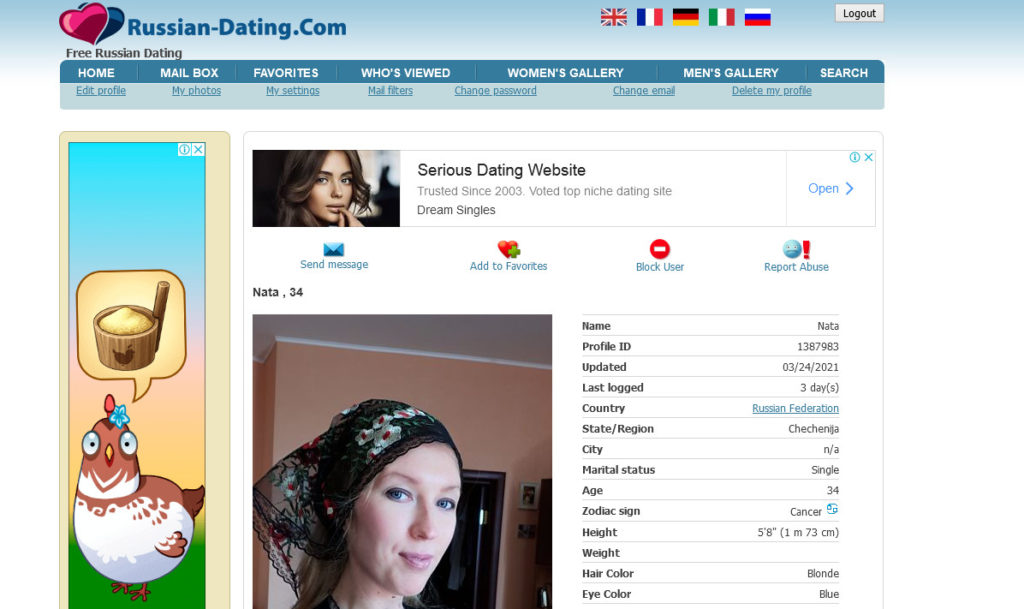 Russian Dating Review [year] - Find Your Ideal Russian Girl 5