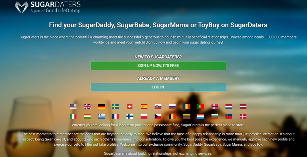 SugarDaters Review [year] - Is It a Total Scam? 1