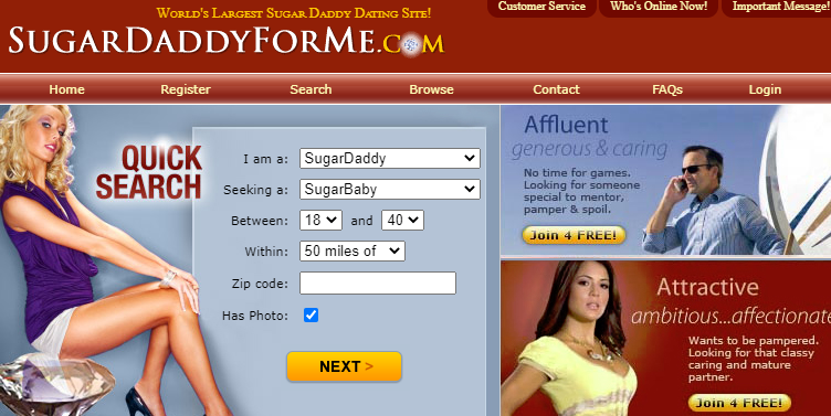 SugarDaddyForMe Review [year] - Is It Ideal or Scam? 1