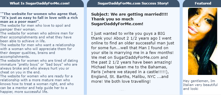 SugarDaddyForMe Review [year] - Is It Ideal or Scam? 2