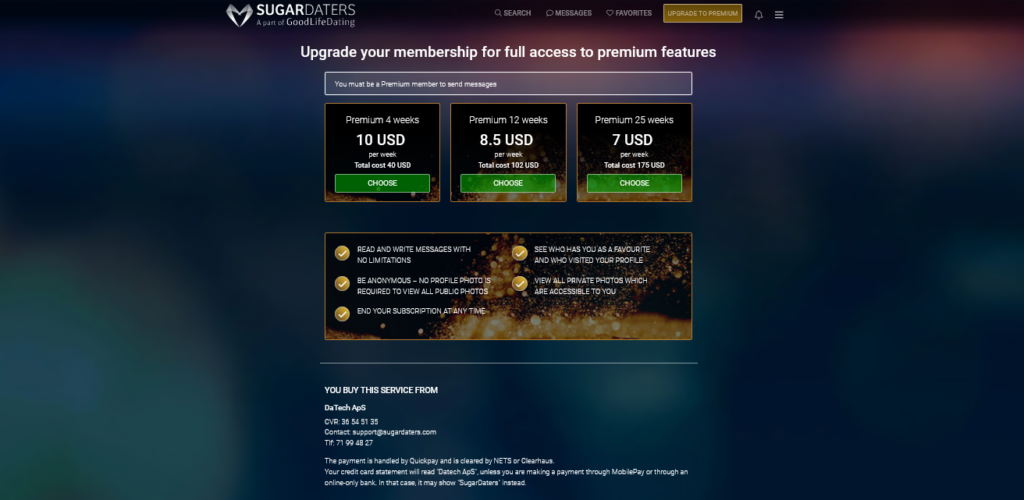 SugarDaters Review [year] - Is It a Total Scam? 7