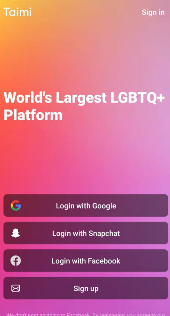 Taimi Review [year] - Best LGTBQ+ Dating App? Pros & Cons 3
