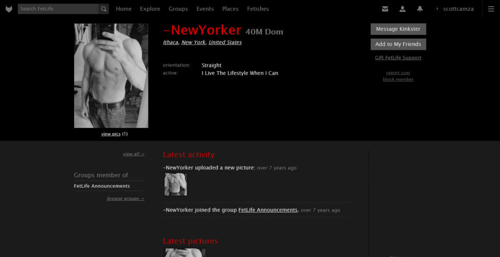 FetLife Review [year] - Are You Sure It's 100% Legit?   Rating 7