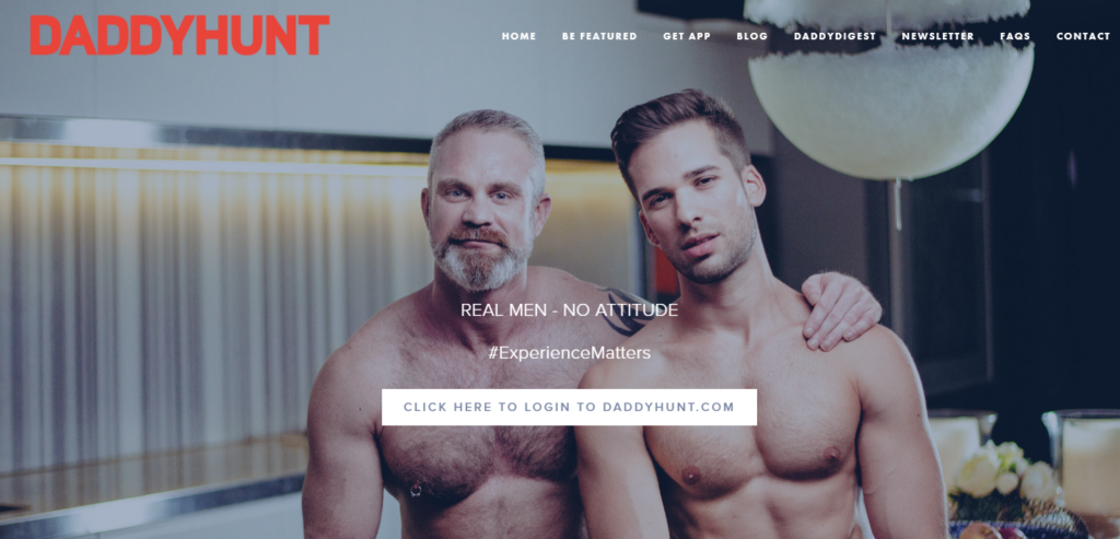DaddyHunt: Fun Gay Dating Review [year] - Pros & Cons 1