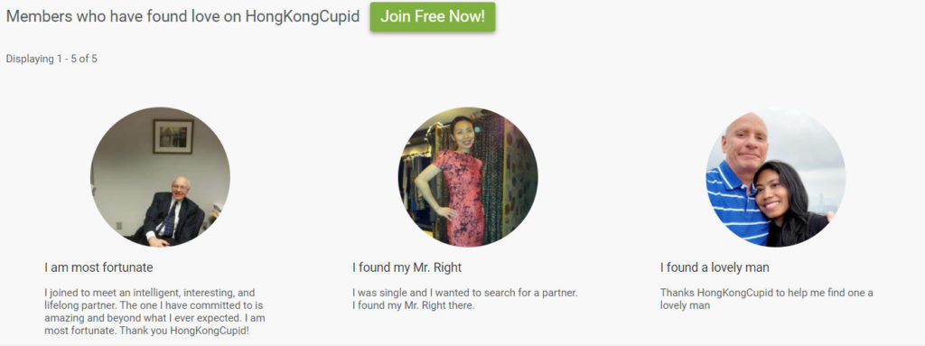 Hong Kong Cupid Review [year] - Fun Dates or Waste of Time 9