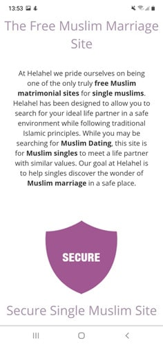 Muslim Dating Sites [year] - Best Sites to Find Your True Love 9