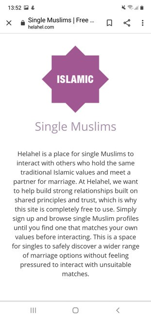 Muslim Dating Sites [year] - Best Sites to Find Your True Love 10