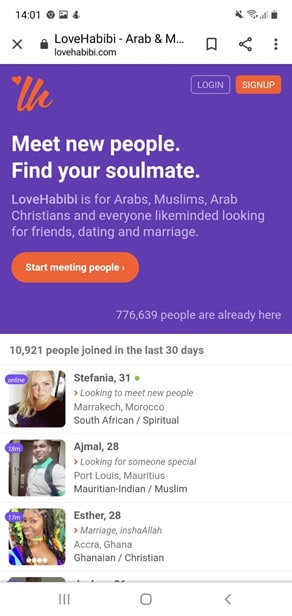 Muslim Dating Sites [year] - Best Sites to Find Your True Love 12
