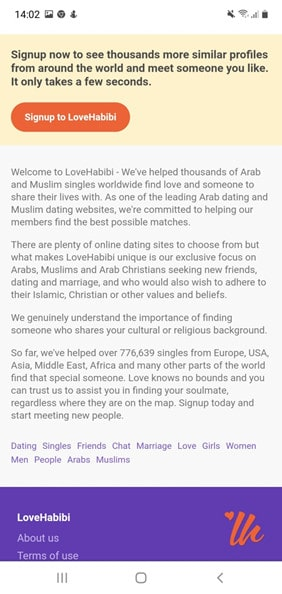 Muslim Dating Sites [year] - Best Sites to Find Your True Love 13