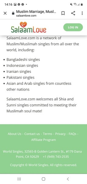 Muslim Dating Sites [year] - Best Sites to Find Your True Love 17