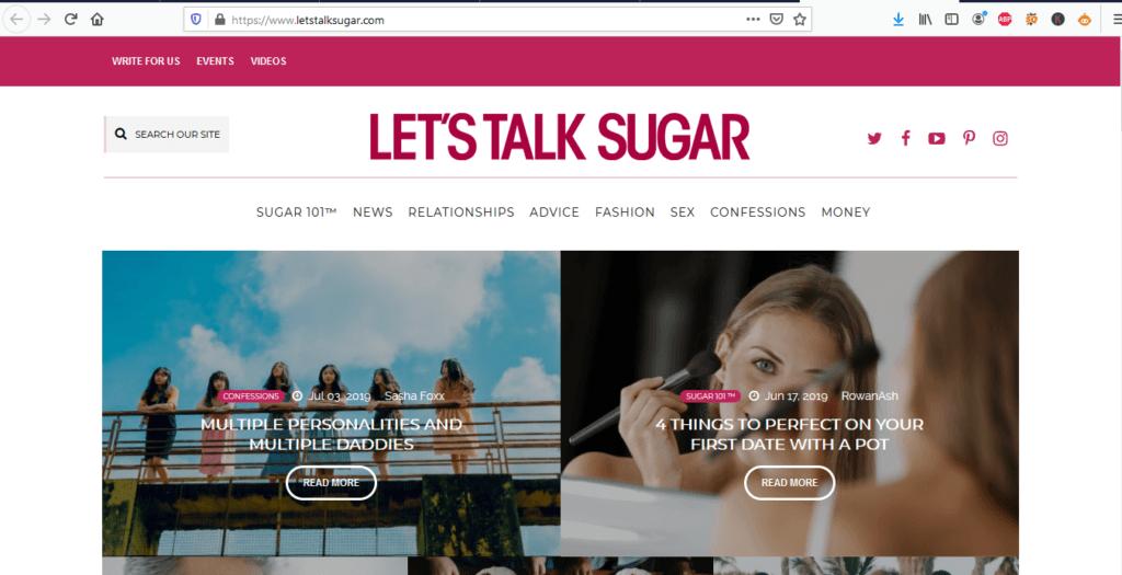 Sugar Daddy Blogs [year] - Meet the World of Sugar Dating 3