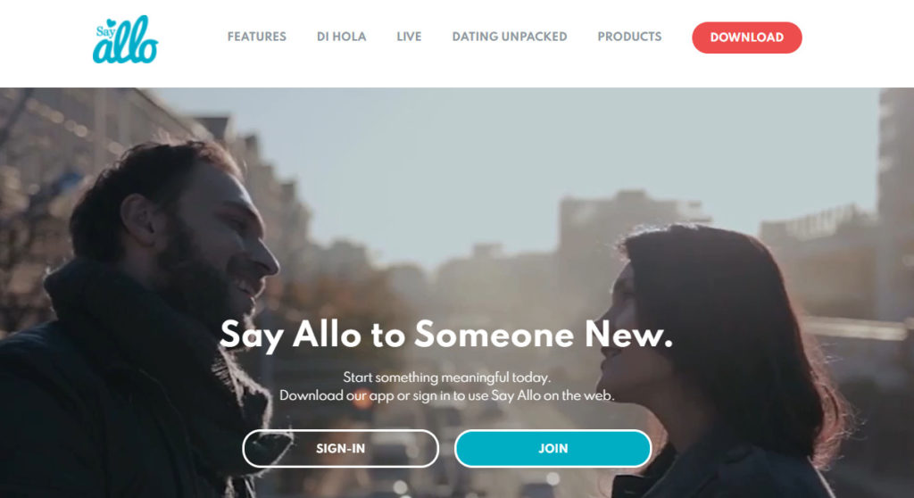 Say Allo Review [year] - Is Video Chat Any Good? 1