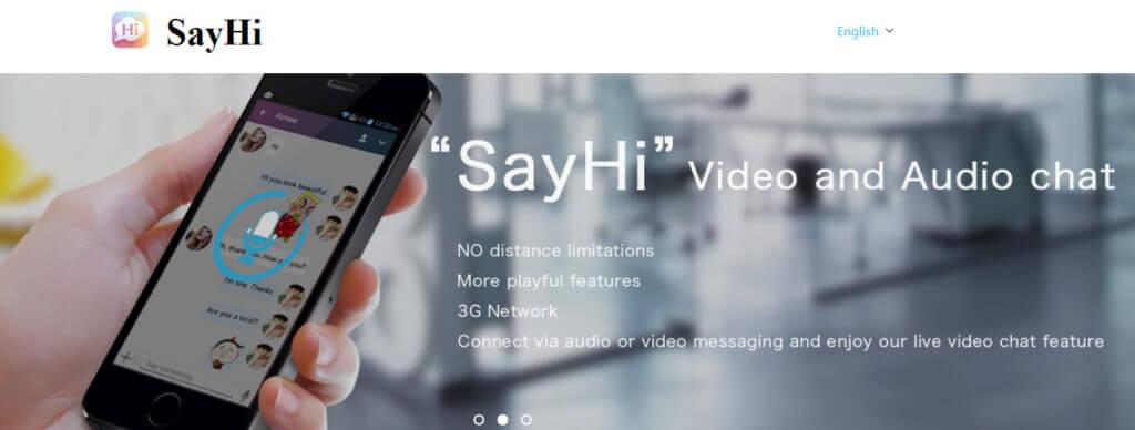 Say Hi App Review [year] - Chat, Meet, Fall in Love 1