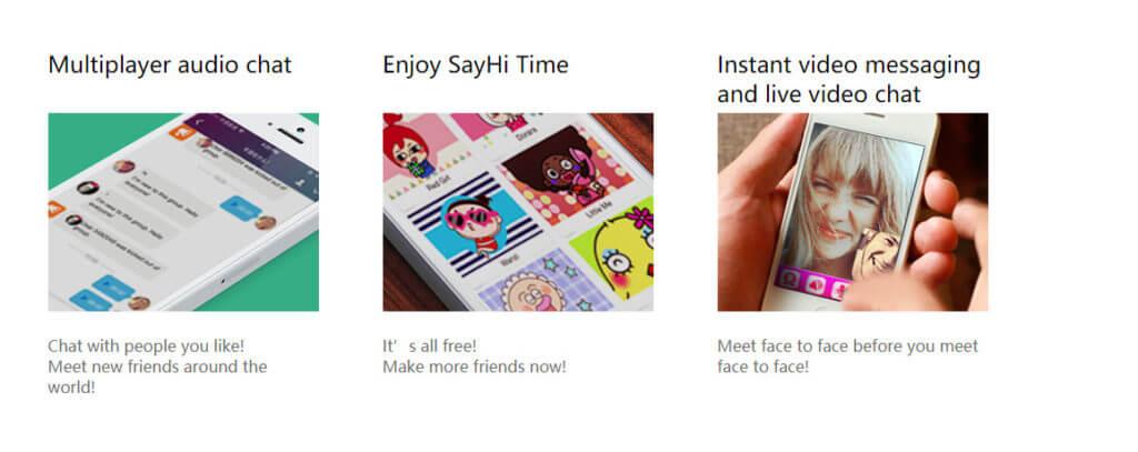 Say Hi App Review [year] - Chat, Meet, Fall in Love 2