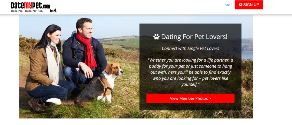 Best Animal Lovers Dating Sites [year] - Meet Likeminded People 1