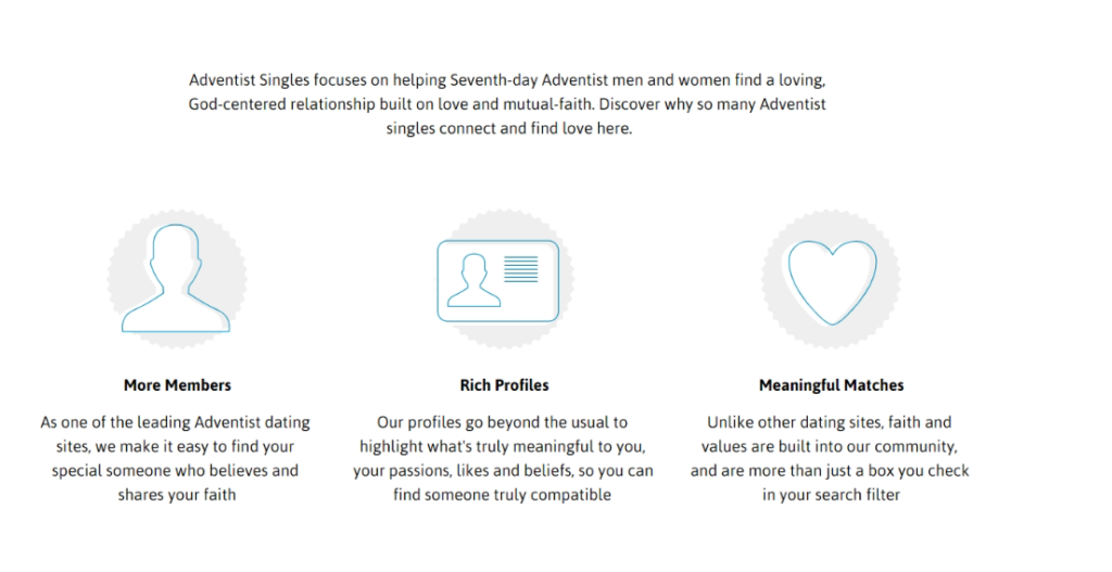 Best Adventist Dating Sites [year] - Pricing, Costs & Sign Up 2