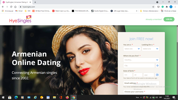 Armenian Dating Sites for [year] - Meet Single Armenians Today! 1