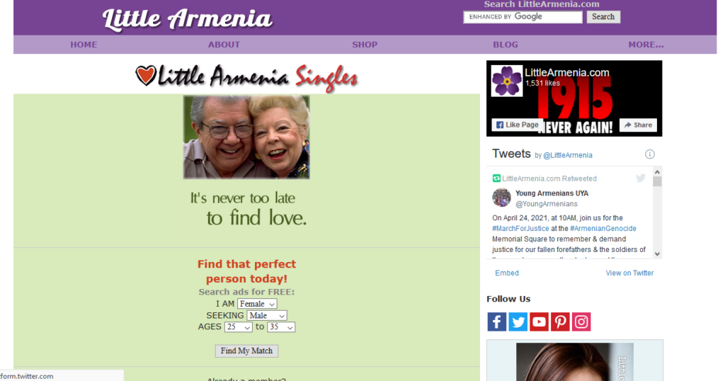 Armenian Dating Sites for [year] - Meet Single Armenians Today! 13