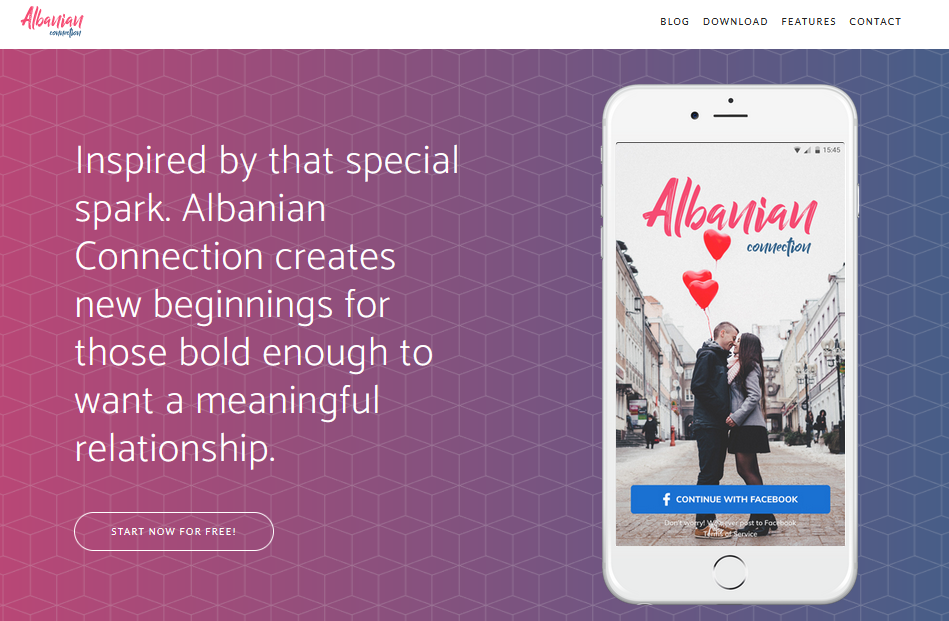 Best Albanian Dating Sites [year] - Find the Right Partner 9